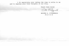 La lettera del sindaco di Halifax (seconda parte).